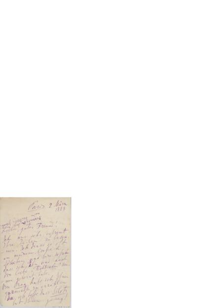 Brev, 1888 03.02, Paris, til Edvard Grieg