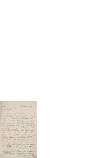 Brev,1869 05.03, til Edvard Grieg