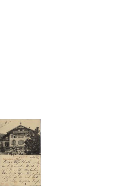 Brev, 1906 06.13, Falkenstein til Edvard Grieg