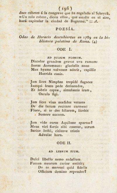 Ode II