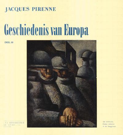 Geschiedenis van Europa. Deel 3: Van het franse keizerrijk tot de eerste wereldoorlog