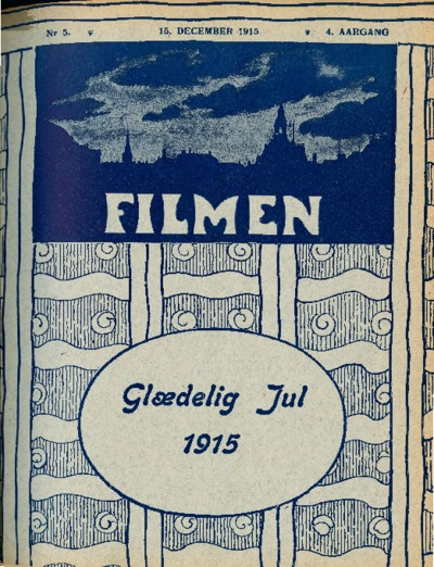 Image from object titled Filmen Nr. 5 - 4. AARGANG 1915 (35-46)