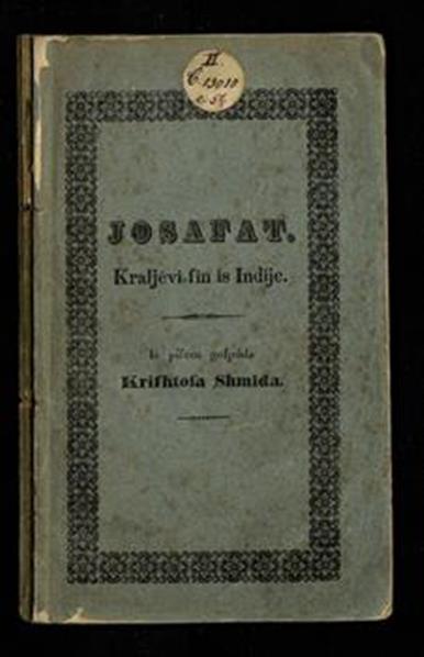 Josafat; kraljévi sin is Indije