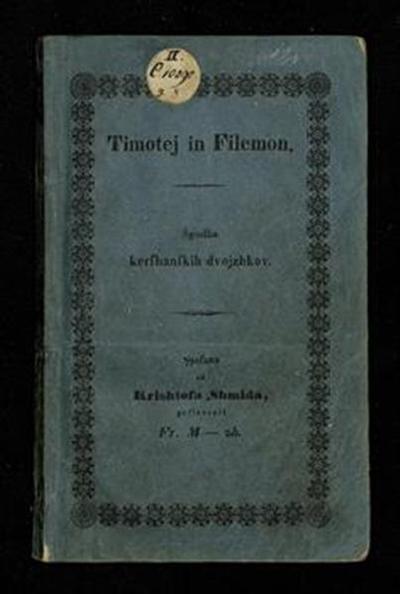 Timotej in Filemon; sgodba kerzhanskih dvojzhkov