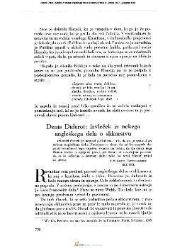 Izvleček iz nekega angleškega dela o slikarstvu; Prevel K. Dobida