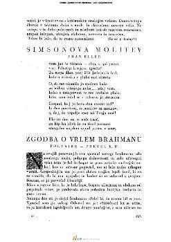 Zgodba o vrlem Brahmanu