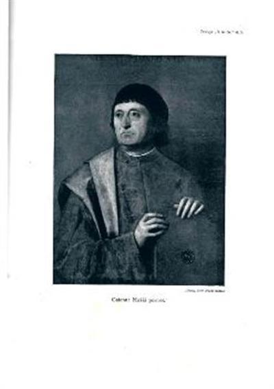 Moški portret; Dunaj, bivši dvorni muzej