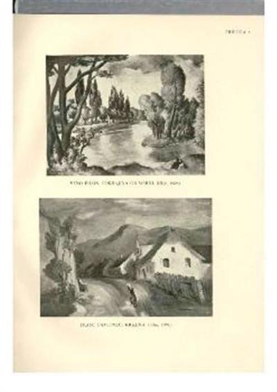 Pokrajina ob Marni; Olje, 1929