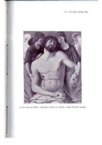 Objokovanje Kristusa; Berlin, cesarja Friderika muzej