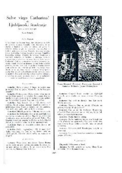 Ilustracija (lesorez) k Romaina Rollanda Jeanu Christophe-u