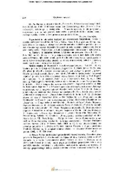 Matica srpska je doposlala 6.zvezek svojega Letopisa