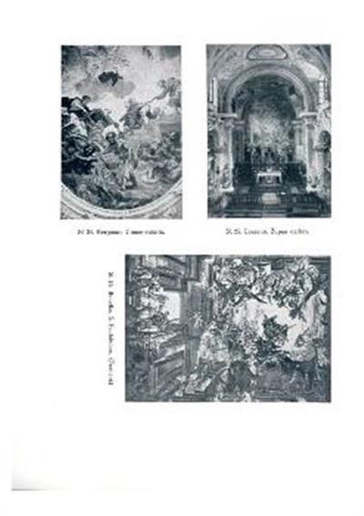 Benetke; S. Pantaleone. Stropna freska