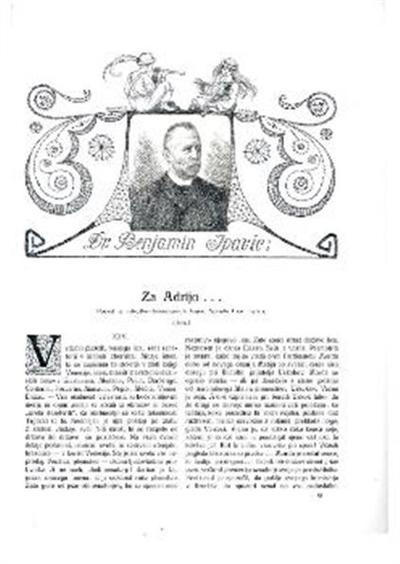 Dr. Benjamin Ipavic
