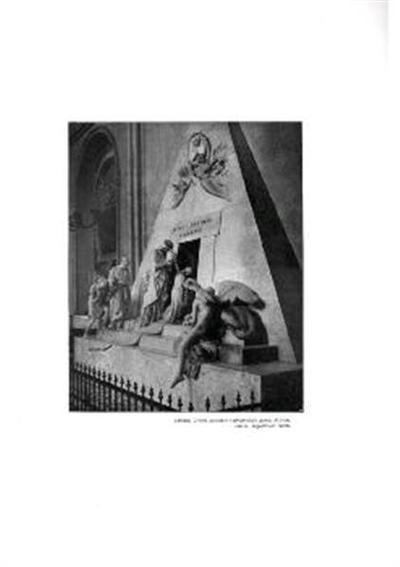 Grobni spomenik nadvojvodinje Marije Kristine; Dunaj, Avguštinska cerkev