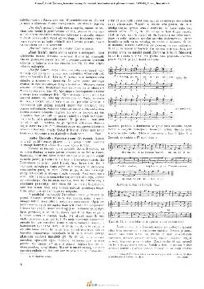 Žirovnik, Narodne pesmi, IV. zvezek; Muzikalne in književne novosti