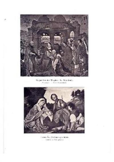 Sv. Trije kralji; Monakovo, stara Pinakoteka