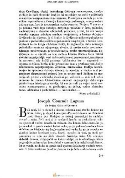 Joseph Conrad Europeana Collections