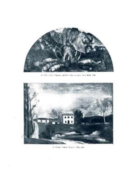 Najdenje podobe; Sv.Višarje 1930