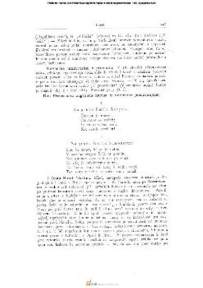 Dva Prešernova nagrobna napisa iz nemščine poslovenjena