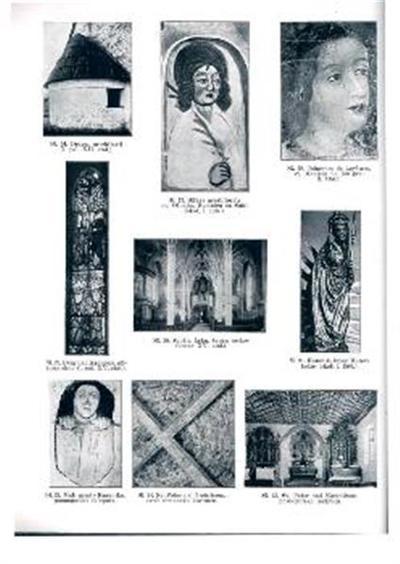 Svetnica na Suhi. (Okoli l. 1534.)
