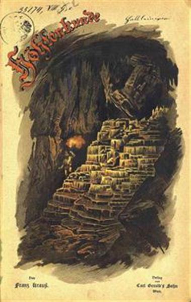 Höhlenkunde: Wege und Zweck der Erforschung unteridrischer Räume; mit 155 Textillustrationen, 3 Karten und 3 Plänen