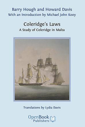 Coleridge's Laws: A Study of Coleridge in Malta