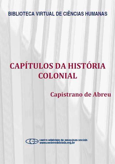 Capítulos da história colonial