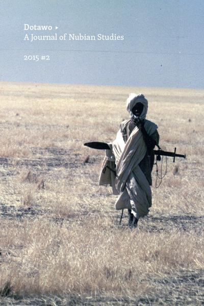 Dotawo: Journal of Nubian Studies