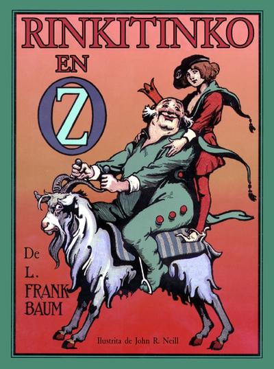 Rinkitinko en Oz / de L. Frank Baum ; ilustrita de John R. Neill ; tradukita de Donald Broadribb