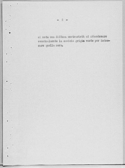 Image from object titled Notizia tratta dal Notiziario della Guardia Nazionale Repubblicana del giorno 06-09-1944