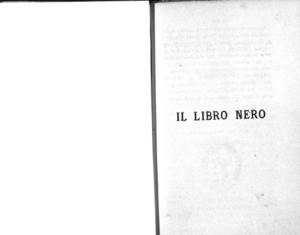 Il libro nero. 2