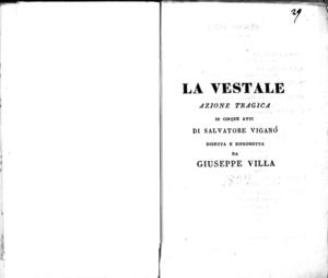 I Normanni a Parigi : tragedia lirica da rappresentarsi nel Teatro della Concordia di Cremona la solita fiera del 1832