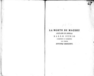 Zadig ed Astartea : melodramma in due atti