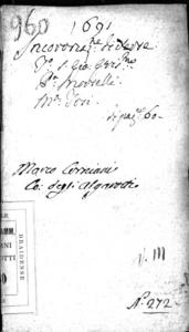 L'incoronazione di Serse drama per musica da rappresentarsi nel famoso Teatro Grimano di San Gio. Grisostomo l'anno 1691 consacrato all'altezza serenissima di Soffia Charlott ...