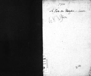 Le gare tra Velafico e Limella per servire i loro padroni, farsa del sig. Ab. Giulio Artusi da rappresentarsi in musica nel nobilissimo Teatro Vendramin detto San Luca l'estate dell'anno 1800