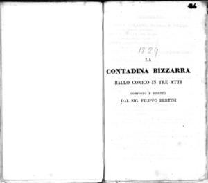 Il pirata, melodramma in due atti, da rappresentarsi nell'I. R. Teatro alla Canobbiana l'estate del 1829