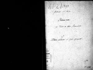Il ritorno di Serse, dramma per musica da rappresentarsi nel Teatro Venier in San Benedetto l'ascensione dell'anno 1797, primo della libertà d'Italia