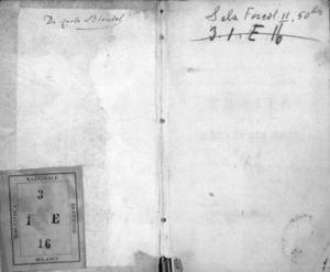 Traité des délits et des peines, traduit de l'Italien d'après la sixième édition, revue, corrigée & augmentée de plusieurs chapitres par l'auteur; auquel on a joint plusieurs pièces très-intéressantes pour l'intelligence...