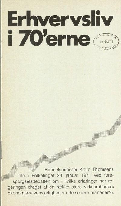 Erhvervsliv i 70'erne
