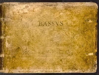 Psalmorum selectorum a praestantissimis huius nostri temporis in arte musica artificibus in harmonias quatuor, quinque, et sex vocum redactorum (1553) Bassus