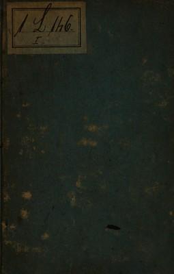 Sammlung gelehrter und freundschaftlicher Briefe. Erster Theil / M. Sam. Gotthold Lange