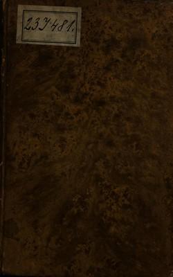 Saturn, Mercur, und Hercules, drey morgenländische Allegorien / Aus dem Französischen des Herrn Court de Gebelin. Mit einer Vorrede begleitet von Adam Weishaupt, Herzoglich Sachsen gothaischen Hofrath