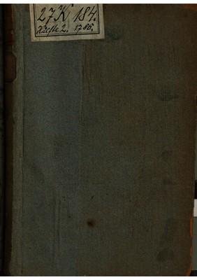 Joseph. Prophetisches Symbol von Jesus, dem Nazarener, König der Juden : Ein Buch zum Genuße für denkende Christen von Kultur und poetischem Gefühl. Zweyte Hälfte / von Johann Jakob Stolz