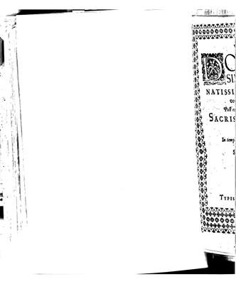 Gratulationes In honorem Viri Clarissimi, d. Magistri Pavli Ienisii Annaebergensis, Praeceptoris meritissimi, Accipientis ordine sacros, in aedesacra d. Nicolai, hora matut. 8. XVIII. Martii, Lipsiae. Anno [1594] Munus...