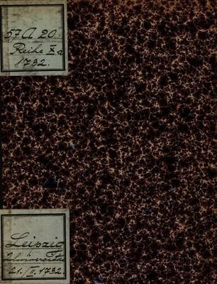 DE JO. AGRICOLA, ANTESIGNANO ANTINOMORUM, CONTRA MELODIUM p. 261. ET AD VINDICANDA LOCA Rom. III., 20. Cap. VI, 14. I Tim. I,9. Cum Johann Ackermann summos in philosophia honores D. 21. Februarii 1732. ADIPISCERETUR,...