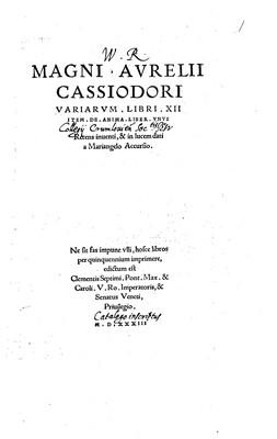 Variarum libri XII