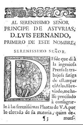 Biblioteca digital Dioscórides. Geografía e Historia.