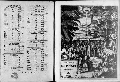 Christliche Trawr- und Leichpredigt [...] Bey der [...] Leichbestattung [...] Johannis Saubert [...]. [...]. [ Acc.:] Threnodiai in Beatissimum [...] obitum [...] Dn. Johannis Sauberti [...].