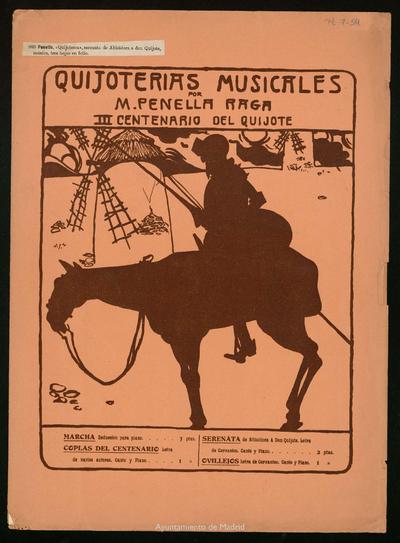 Quijotesca: serenata de Altisidora a Don Quijote