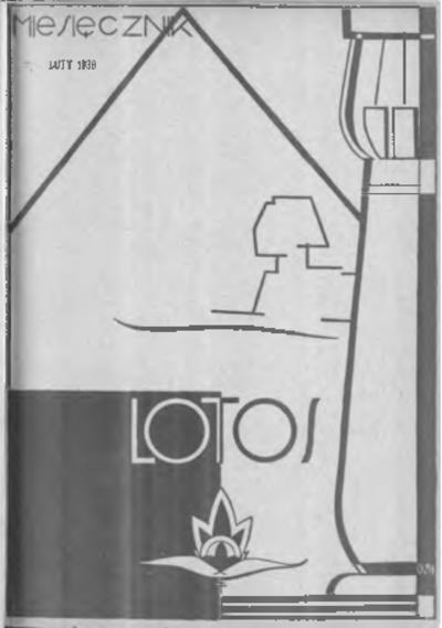 Lotos : miesięcznik poświęcony rozwojowi i kulturze życia wewnętrznego, 1938, R. 5, z. 2